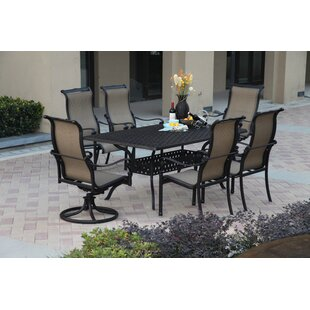 Darby Home Co Bagwell 7 Piece Dining Set
