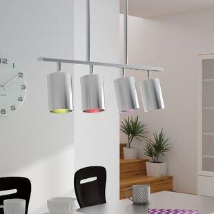 Ebern Designs Collins 4-Light Kitchen Island Pendants