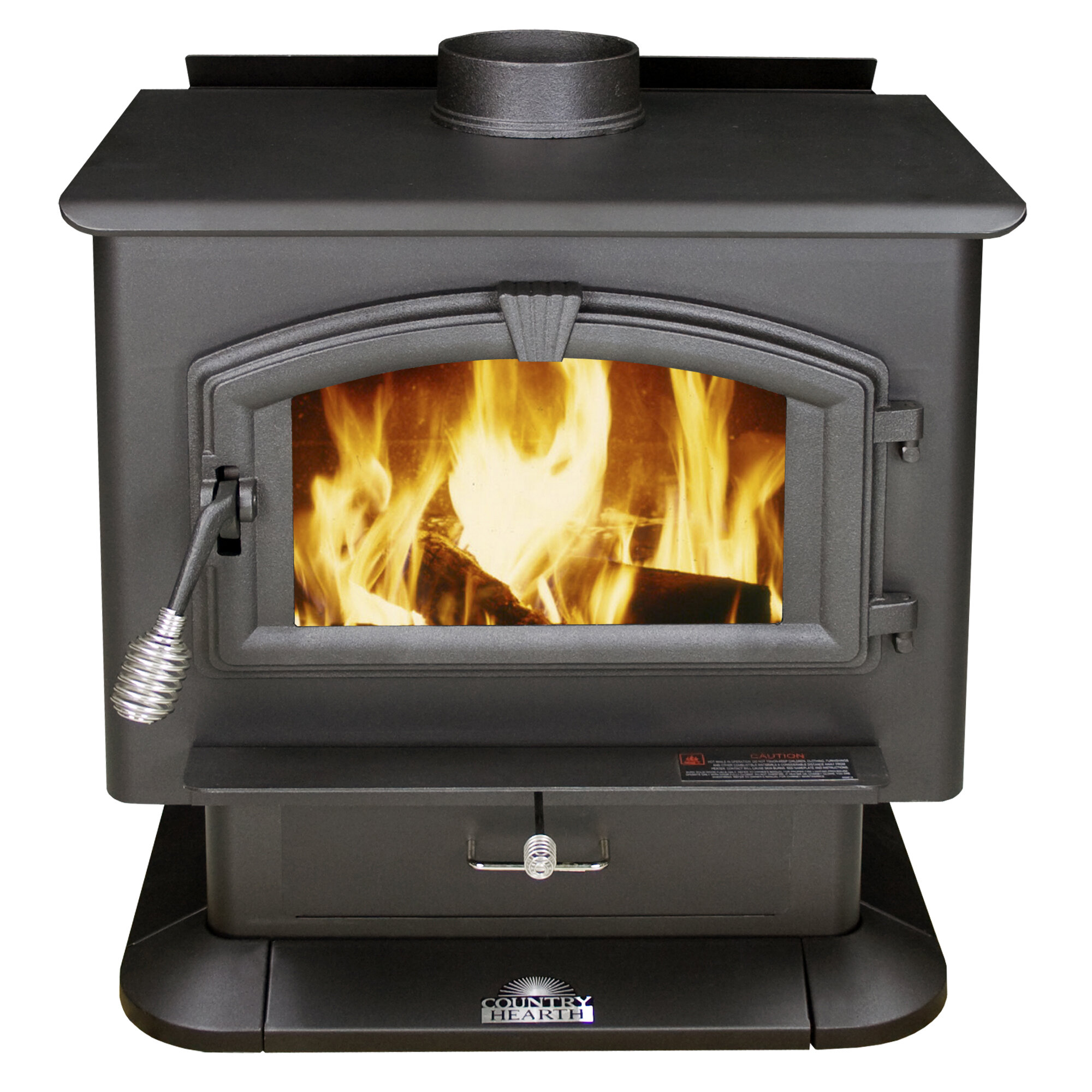 cf9a9c16dd13 US Stove Direct Vent Wood Burning Stove   Reviews