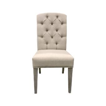 One Allium Way Kaitlyn Upholstered Dining Chair Wayfair