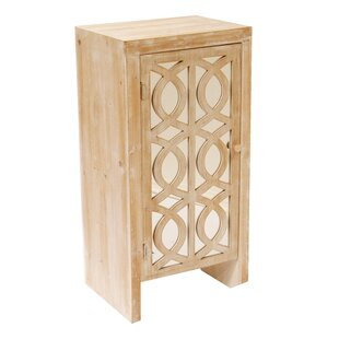 Cabinet With Mirror Accent By Heather Ann Creations