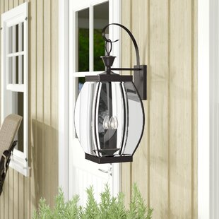 Vieux 4-Light Outdoor Wall Lantern by Lark Manor Read Reviews