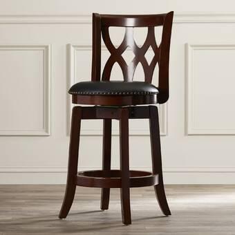 Marvelous Dupont 29 Swivel Bar Stool Reviews Birch Lane Dailytribune Chair Design For Home Dailytribuneorg