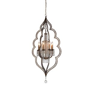 Valencia 8-Light Lantern Pendant by Rosdo..