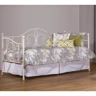 Antonia Twin Daybed with Trundle by August Grove SKU:DB696875 Description