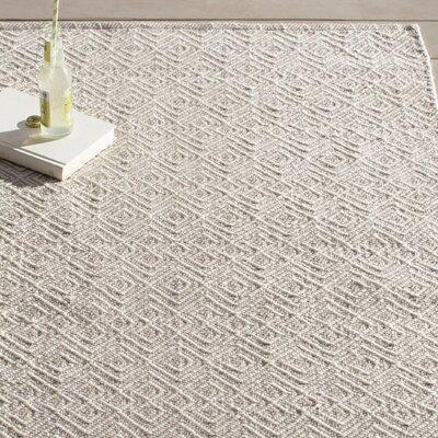 C3 Herringbone Gray Indoor/Outdoor Area Rug & Reviews | Birch Lane