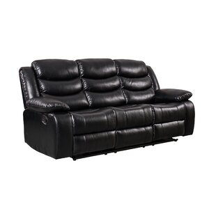 Latitude Run Herbst Reclining Sofa