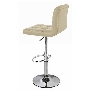 Boris Adjustable Height Swivel Bar Stool (Set of 2) by Vandue Corporation