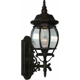 Buy luxury 1-Light Outdoor Sconce By Volume Lighting