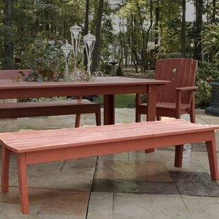 Pine Wood Picnic Bench