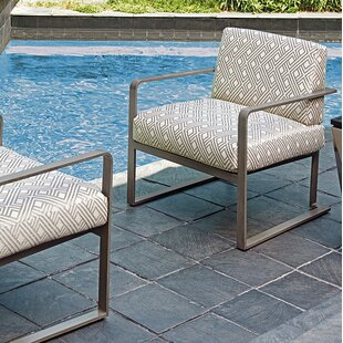 Del Mar Patio Chair With Cushion by Tommy Bahama Outdoor New