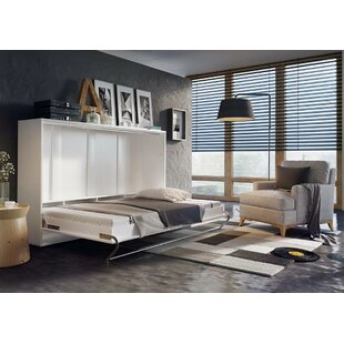 Van Wyck Murphy Bed with Mattress by Brayden Studio