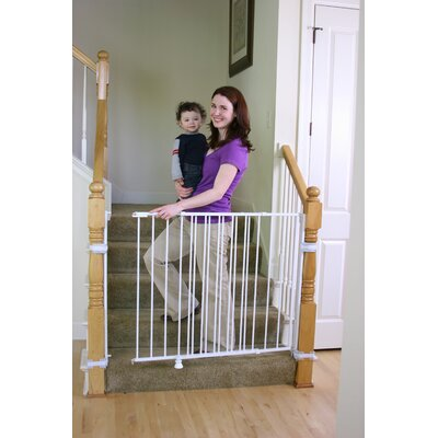 Top Of Stairs Extra Tall Safety Gate