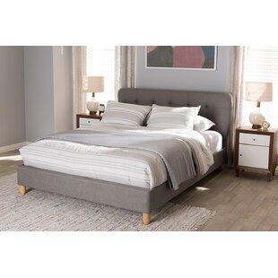 George Oliver Benner Upholstered Platform Bed