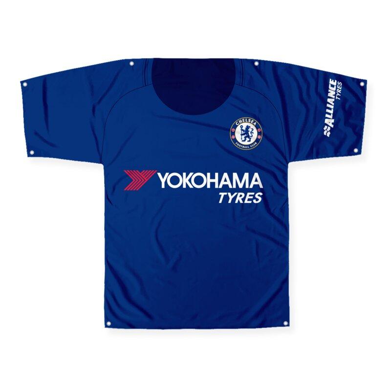 Winning Streak English Premiership Chelsea FC Spirit Banner
