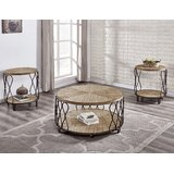 Belcourt 2 Piece Coffee Table Set by Steve Silver Furniture