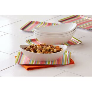 Sela 0.68-qt. Pasta Dish (Set of 4)