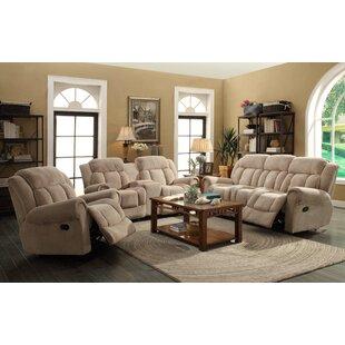 Heidrick Reclining Sofa by Red..
