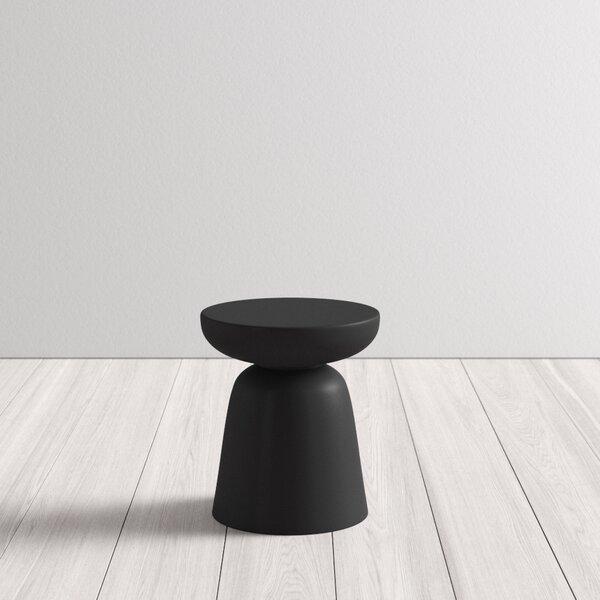 minimalist end table