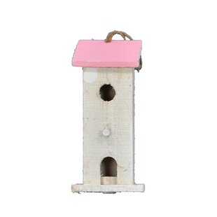 Fantastic Craft 21 in x 8.5 in x 6 in Birdhouse (Set of 2)