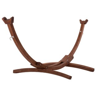 Derick Wood Standard Hammock Stand By Sol 72 Outdoor