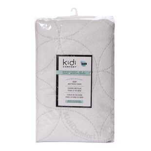Tencel Breathable Waterproof Crib Mattress Pad