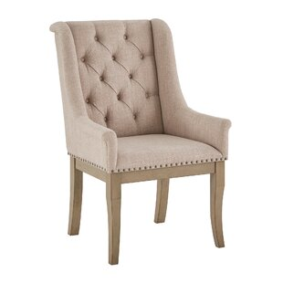 Gerald Upholstered Dining Chair (Set of 2) Ophelia & Co.