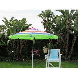 Mariela 9' Drape Umbrella by Freeport Park