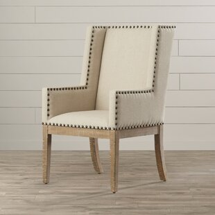 August Grove Cheyenne Upholstered Dining Chair