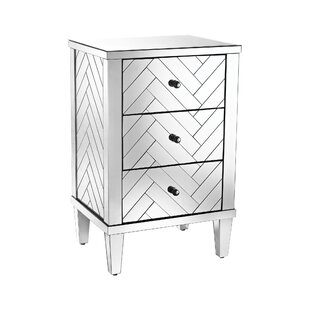 Bradley 3 Drawer Chest by Mercer41