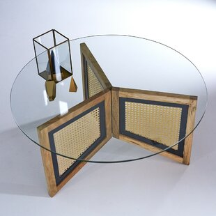 Rafael Coffee Table By Tikamoon