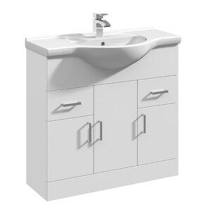Premier 85 cm Waschtisch Minimalist