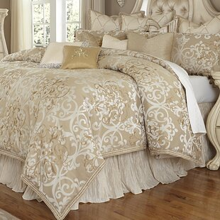 Luxembourg Comforter Set by Michael Amini Spacial Price