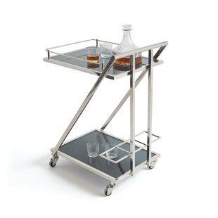 Wade Logan Volmer Bar Cart