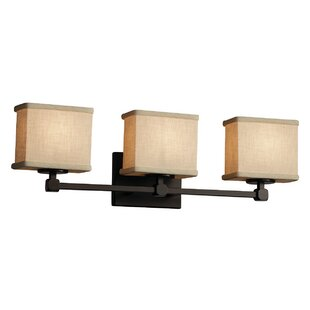 Ebern Designs Favela 3 Light LED Rectangle Vanity Light