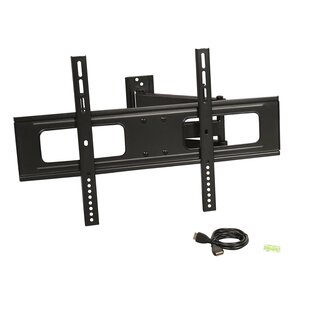 Tilt Articulating Extending Arm Wall Mount for Greater than 50