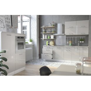 Hewes Kitchen Cabinet By Mercury Row
