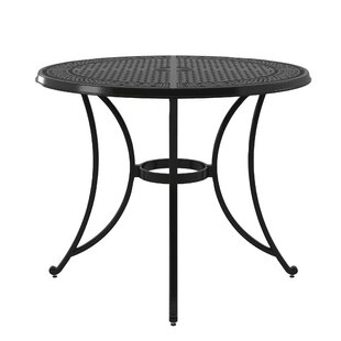 Darby Home Co Berglund Aluminum Bar Table