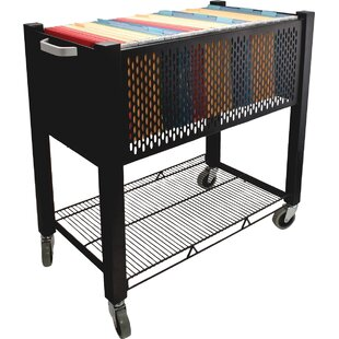 2e421fe1c055 File & Mail Carts You'll Love in 2019 | Wayfair