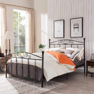 Troncoso Queen Panel Bed
