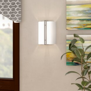 Oria 1-Light Wall Sconce by Wa..