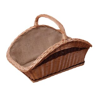 Review Wood Basket