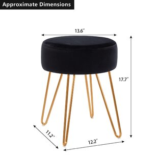 Accent Stools You Ll Love In 2020 Wayfair