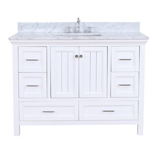 Top Reviews Paige 48 Single Bathroom Vanity Set ByKitchen Bath Collection