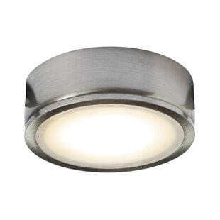 DALS Lighting LED Under Cabinet Puck Light