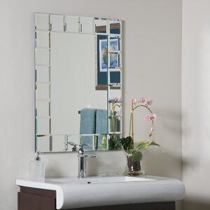 Modern Rectangle Wall Mirror