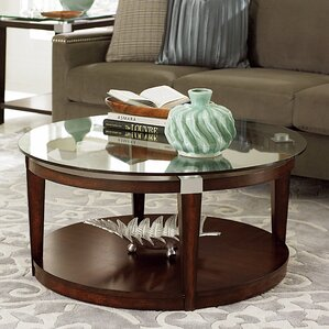 Zythum Coffee Table by Red..