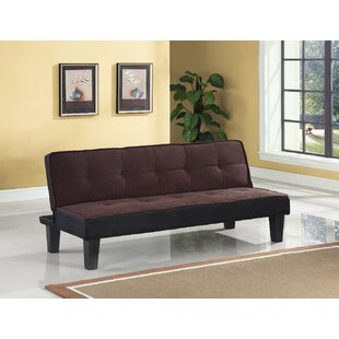 Gulbranson Flannel Fabric Sleeper Sofa by Ebern Designs