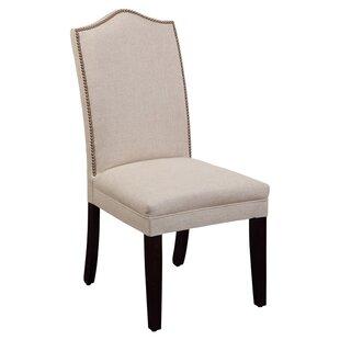 Willa Arlo Interiors Lamb Parsons Upholstered Dining Chair