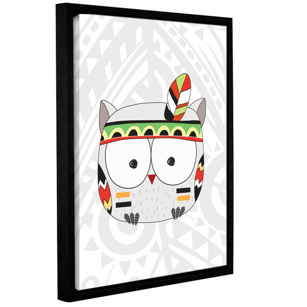 Viv Rae Aida Tribal 3 Owl Framed Art Wayfair